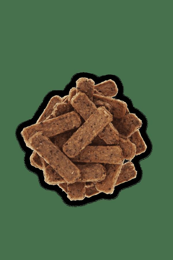 Irish Chicken – Snack, Chicken Stripes mit Kelp-Alge